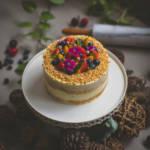 Berry Coconut Cake