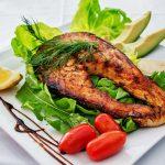 grilled fish - vrk diet