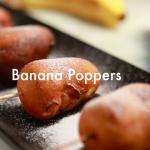 Banana Poppers   10 minute recipes