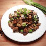 Sauteed Mushrooms Keto
